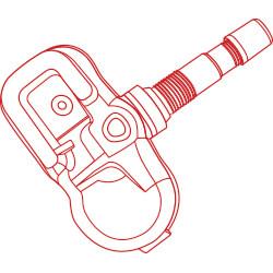 TPMS Sensor icon
