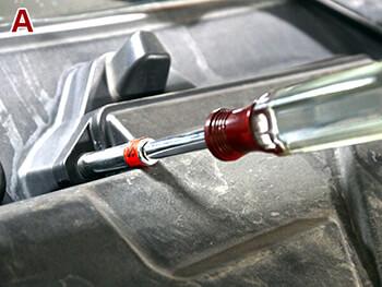 Accessing BMW 335i Engine Bay