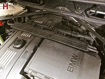 BMW 335i Engine Cover