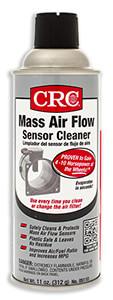 Bottle of MAF cleaner