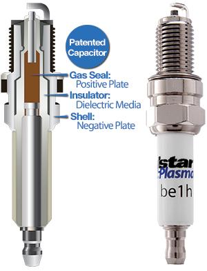 Pulse Plug Capacitor Diagram
